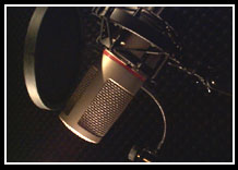 voiceover FAQ microphone