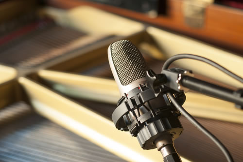 voice over home recording studio consultation