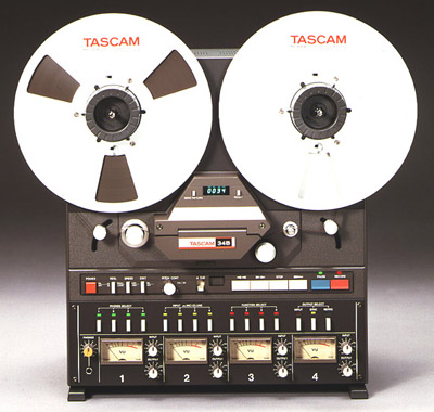 voiceover demo critiques tascam reel to reel