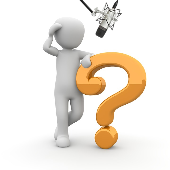 Frequesntly asked questions about professional voiceover work